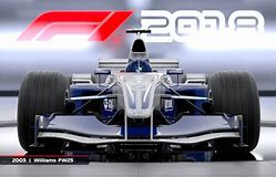 F1 2018 Game at Ultra Quality quality setting benchmarks - Multiple cards tested