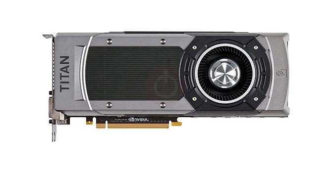 NVIDIA GeForce GTX TITAN BLACK