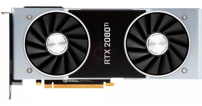 RTX 2080 Ti with i9-9900K benchmarks at Ultra Quality