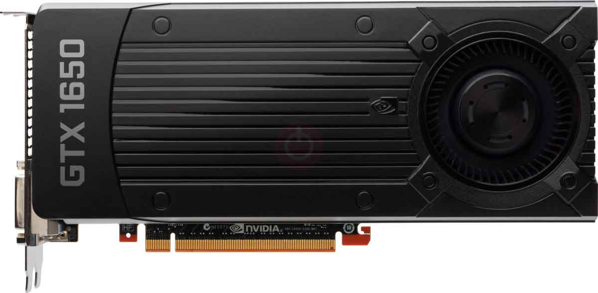 NVIDIA GeForce GTX 1650 (speculation)