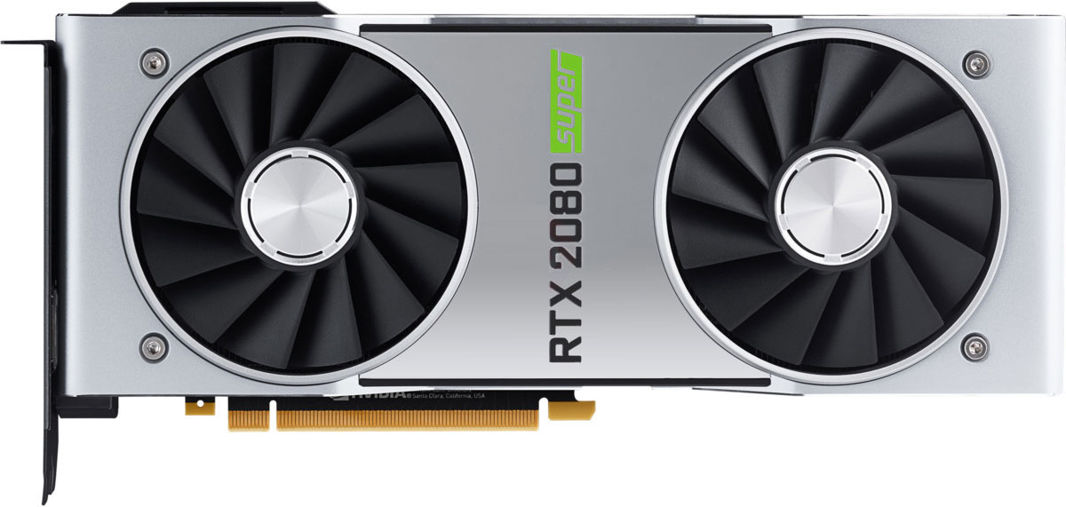 RTX 2080 SUPER with i7-8700K benchmarks at Ultra Quality