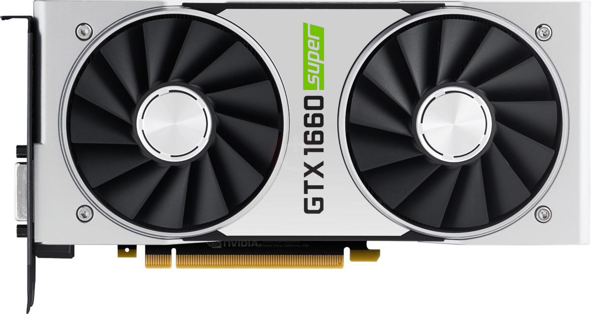 GTX 1660 SUPER with i7-8700K 1080p, 1440p, Ultrawide, 4K benchmarks at Ultra Quality
