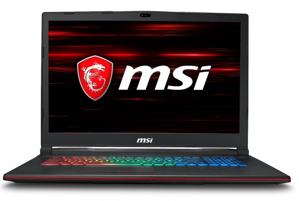 MSI Gaming GP73 (GTX 1050 Ti) i7-8750H (2.20 GHz) GTX 1050 Ti