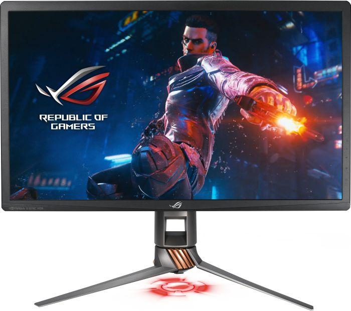 """27"""" Acer Predator XB273K vs 27"""" Asus RoG Swift PG27UQ Game ..."""
